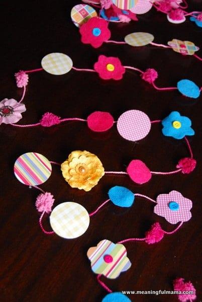 1-#potterybarn #garland #flower #DIY-026