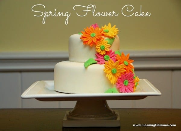 1-#spring #flower #birthday #cake-012