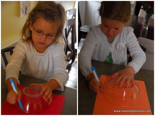 1-#oil #suncatcher #craft #kids