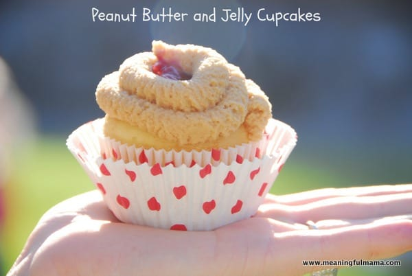 1-#Peanut Butter #Jelly #Cupcakes #Recipe-062