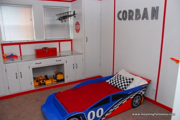 1-#garage #race car #boys room-010