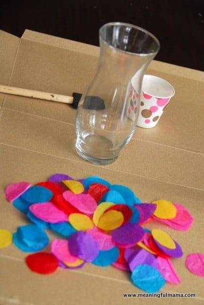 1-#polka dot vase #craft #kids-003