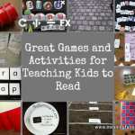 Teaching Beginning Reading Activities & Giveaway