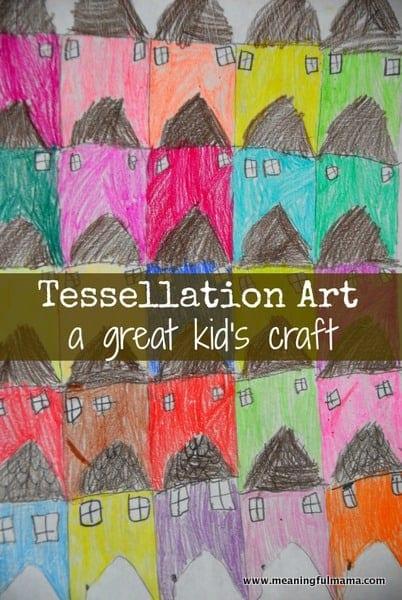 1-#tessellations #craft #kids #artwork-044