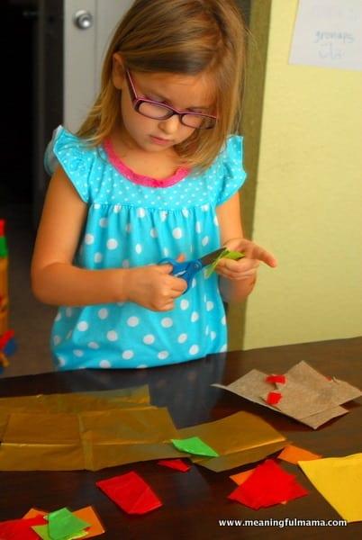 1-#thanksgiving turkey #craft #footprint #craft for kids-010