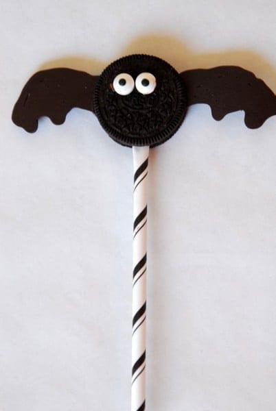 1-#bat oreos #superhero #food #party #Halloween-018