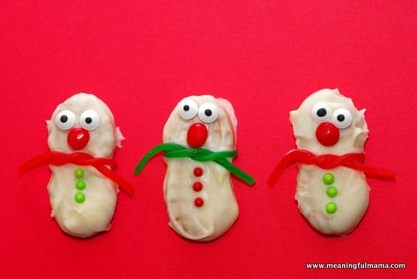1-#nutter butter #Christmas #treats #food #cookies #santa #reindeer #snowman-019