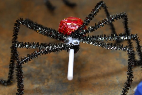 Spider Themed Harvest Party Ideas