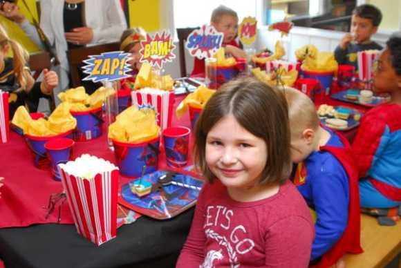 1-#superhero birthday party #ideas #3 year old-091