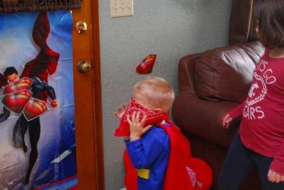 1-#superhero birthday party #ideas #3 year old-121
