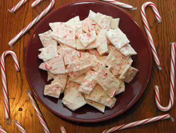 peppermint bark recipe homemade easy #shop