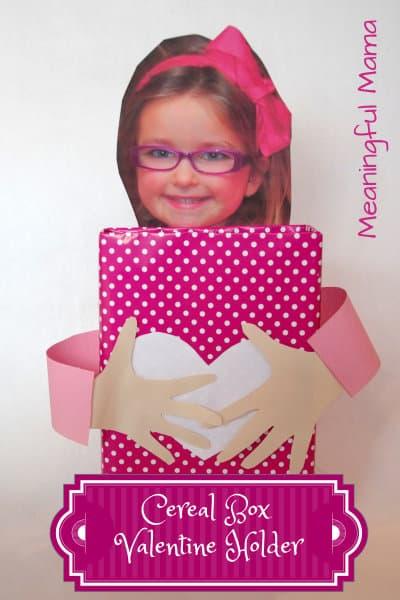 1-#valentine holder cereal box child's face-001