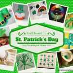 St. Patrick's Day Crafts and Activities Round-Up