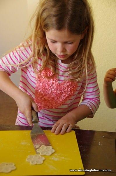 1-spring flower craft salt dough fingerprint Mar 17, 2014, 3-023