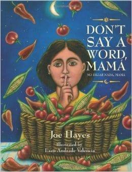 don't say a word mama