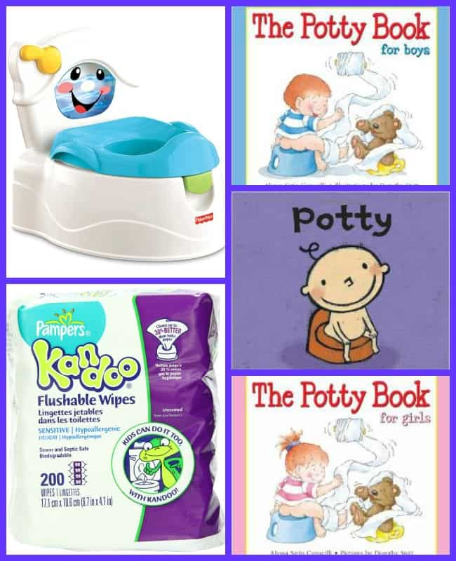potty training ideas for kids