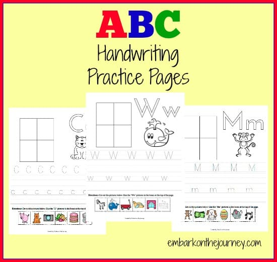 ABC-Handwriting-Pages