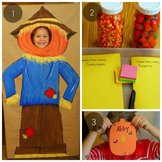 harvest party activity ideas