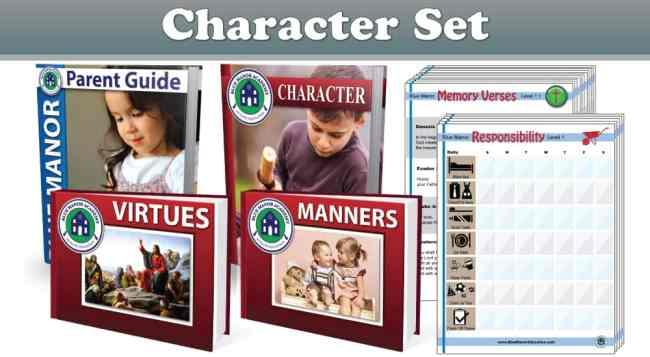 Character-Set-Web