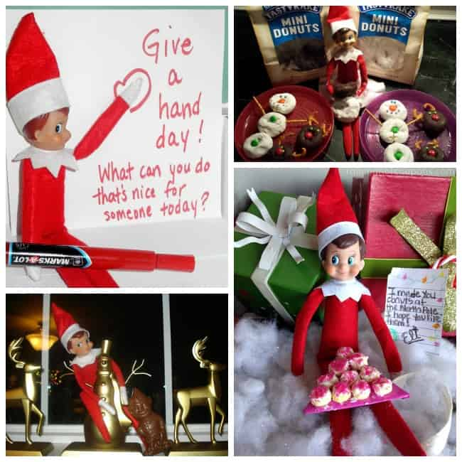 elf on the shelf nice kindness alternatives