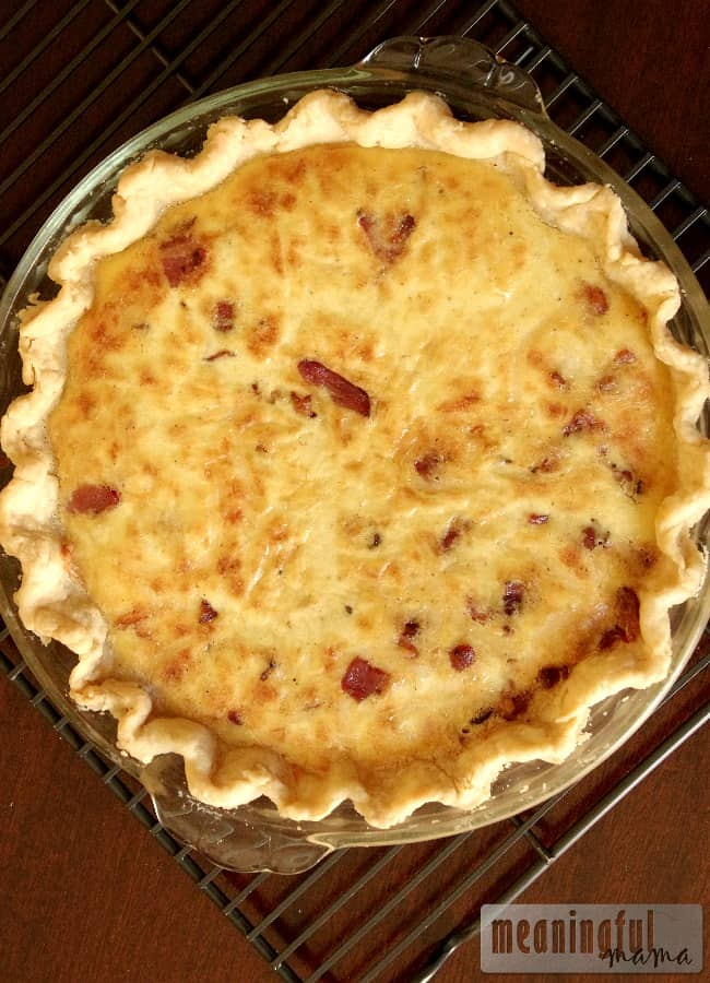 swiss bacon quiche recipe best