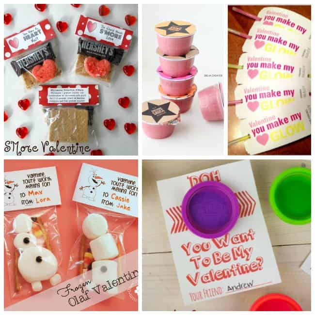 valentine classroom printables for kids