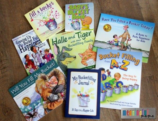 Bucket Filler Book Activities and Review