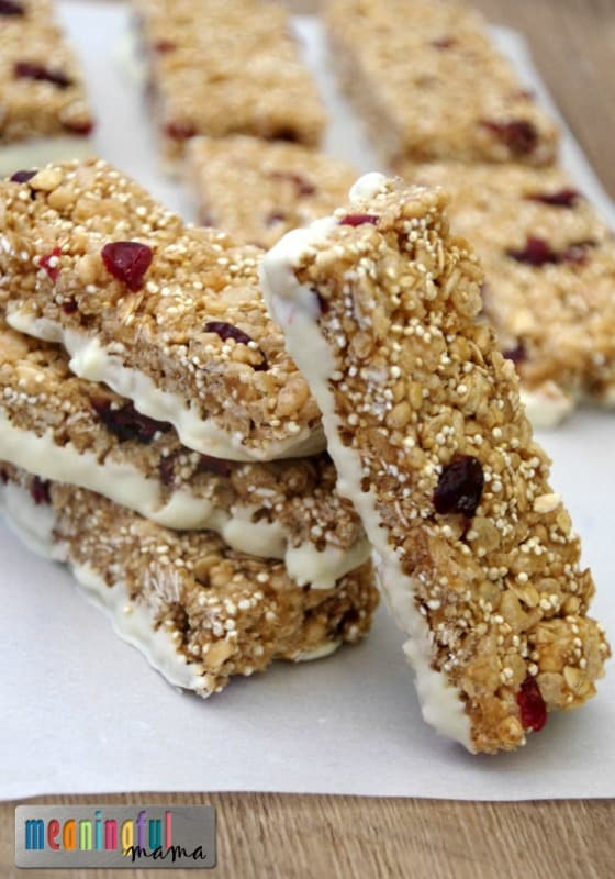Homemade Granola Bar Recipes