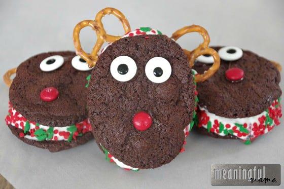 Reindeer Ice Cream Sandwich Cookies Nov 6, 2015, 1-35 PM