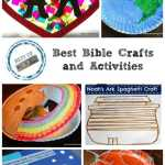 Best Bible Crafts at Meaningful Mama