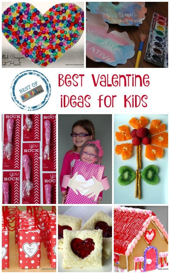 Best Valentine Crafts, Printables, Food Ideas and More