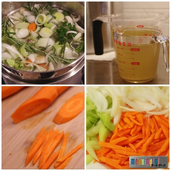 How to Make Amazing Homemade Chicken Noodle Soup