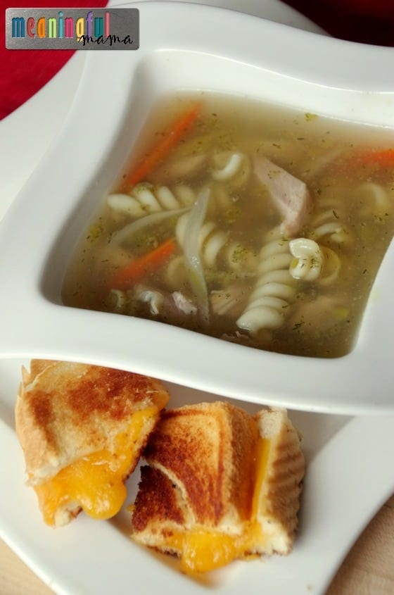 How to Make Homemade Chicken Noodle Soup  Dec 10, 2015, 11-57 AM