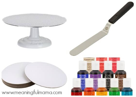 Cake Making Must Haves