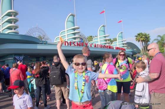 1-Disneyland Trip 2016 Apr 27, 2016, 7-21 AM