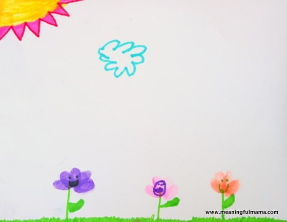 1-Fingerprint Flower Craft Apr 7, 2016, 1-50 PM