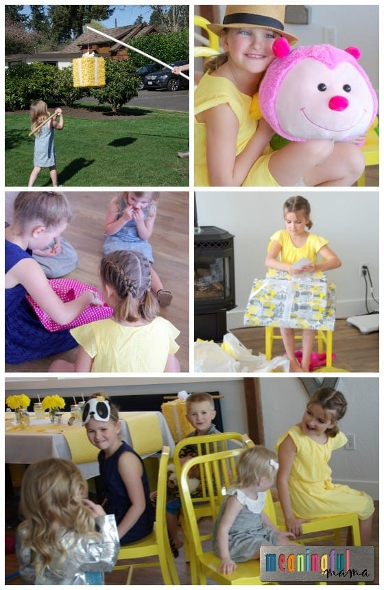 Sunshine Party Ideas