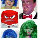 Inside Out Family Costumes