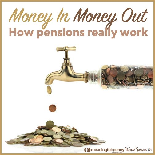 |how pensions really work