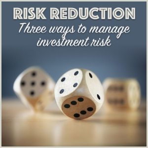 Managing investment risk – MMV300