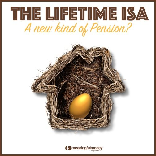 Lifetime ISA|Lifetime ISA