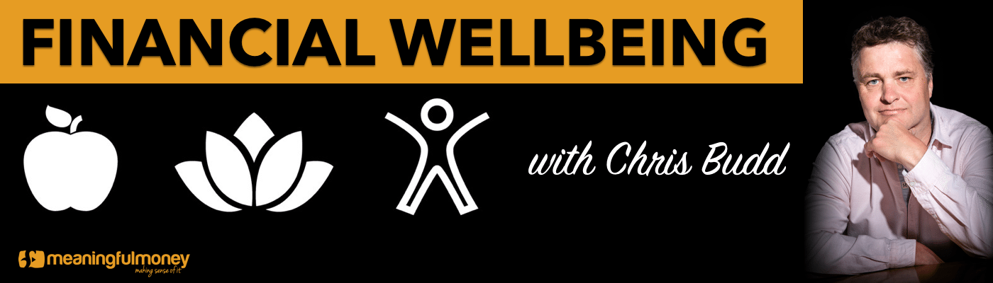 Session 151 - Financial Wellbeing