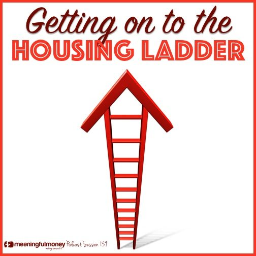 Getting onto the housing ladder