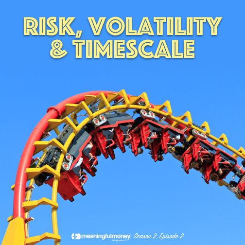 Risk Volatility and Timescale