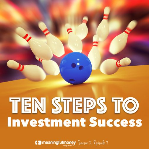 ten steps to investment success