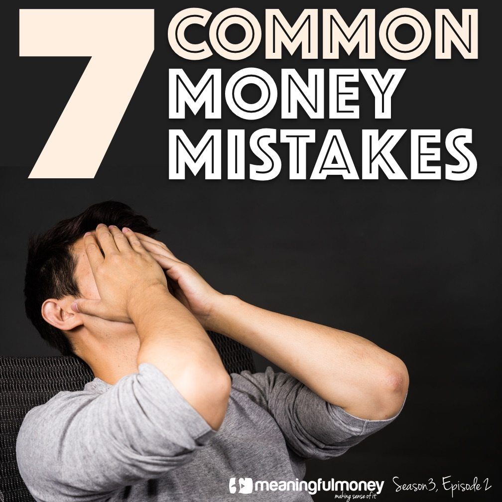 Common money mistakes