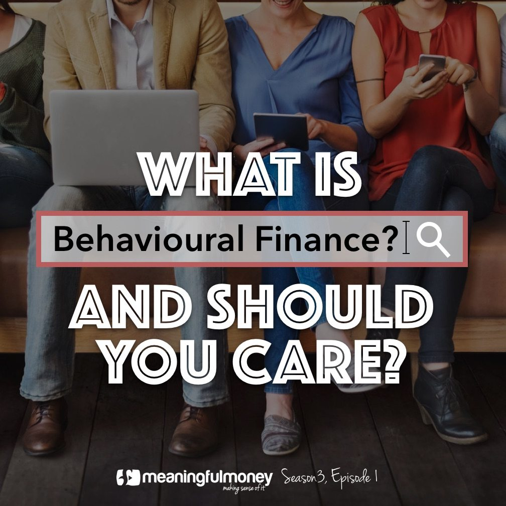 What is behavioural finance|