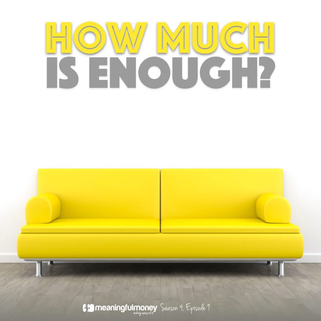 |How Much Is Enough?|How Much Is Enough?