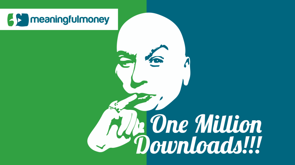 One Million Downloads|One million downloads!