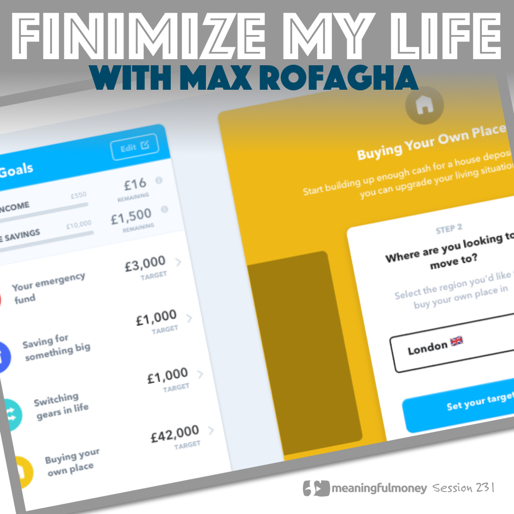 Finimize My Life with Max Rofagha|Finimize My Life with Max Rofagha|Finimize My Life with Max Rofagha